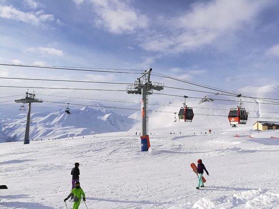 gudauri ski resort グダウリ gudauri ski resortの写真 トリップ