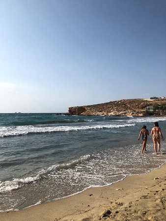 Parasporos, Greece: Mer calme!