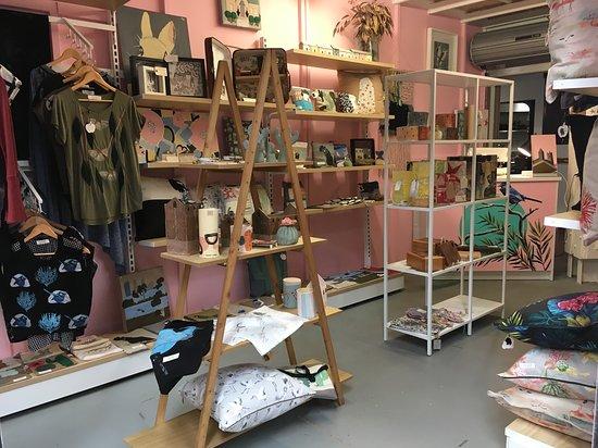 Moody Rabbit: Cute shop in the heart of Fremantle
