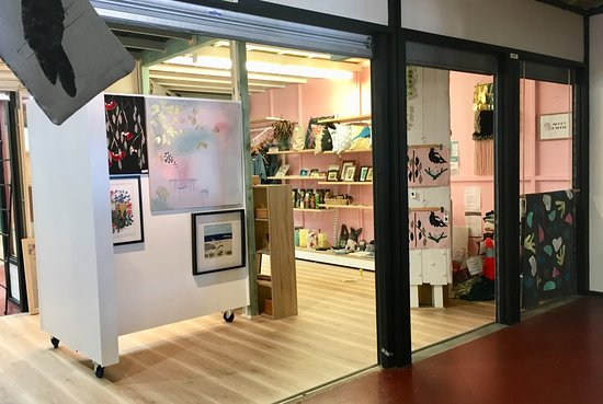 Moody Rabbit: New gallery wall filled with artworks!
