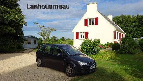 Lanhouarneau, France : Maison et Chalet
