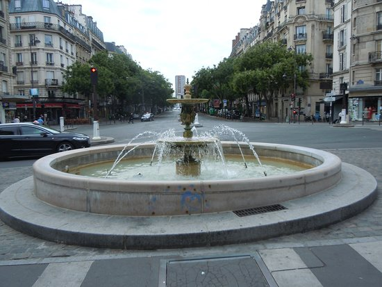 Fontaine Bazeille