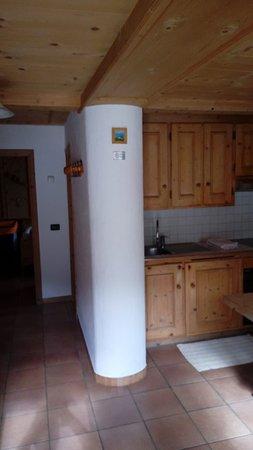 Soggiorno/Cucina - Picture of Alpenlodge Livigno Apartments ...