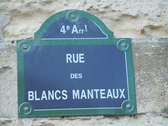61 rue des blancs manteaux paris