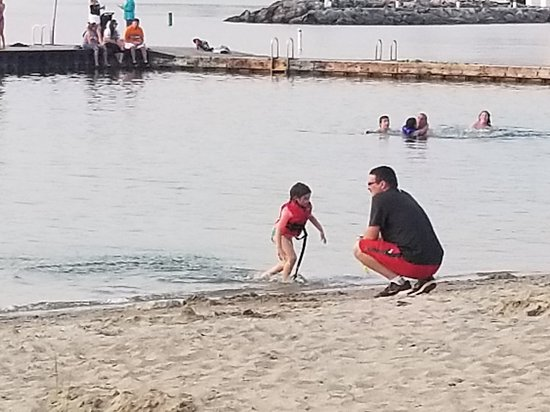 Sister Bay Beach