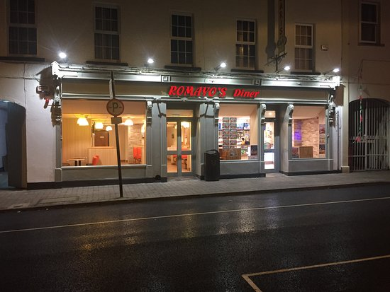 Dine out - Visit Offaly