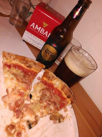 Pizza Per Tutti: Amatriciana y Ambar Export, no falla