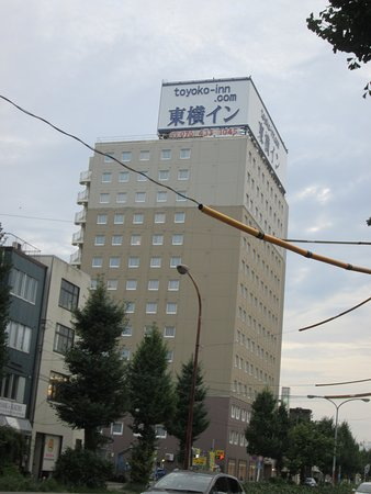 Toyoko Inn Toyama Ekimae 1: 駅近便利ですね