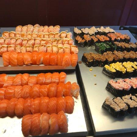 helsinki sushi paras