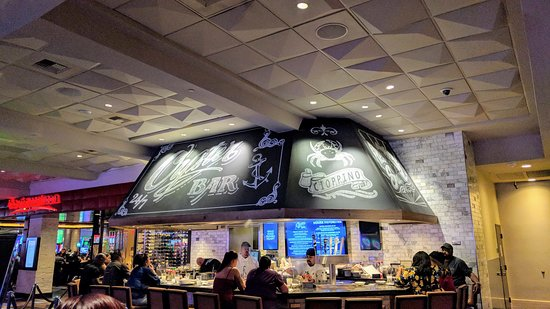 oyster bar palace station casino and hotel picture of oyster bar rh tripadvisor com