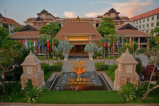 Angkor Miracle Resort Amp Spa Updated 2018 Prices Amp Hotel