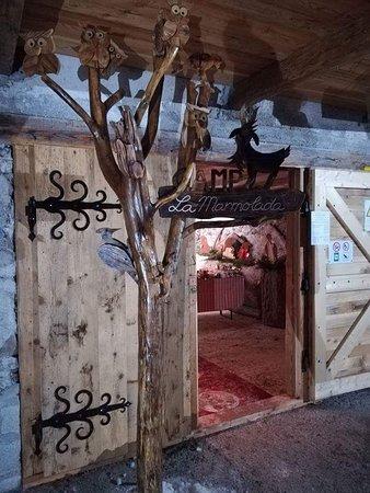 Malga Ciapela, Itália: Sottoguda