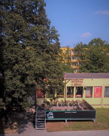 Havirov, Republik Ceko: Mezi bloky domů