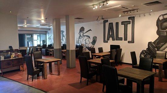 ALT Gaming Lounge