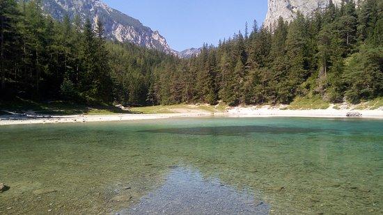 Oberort, ออสเตรีย: nice, clean water