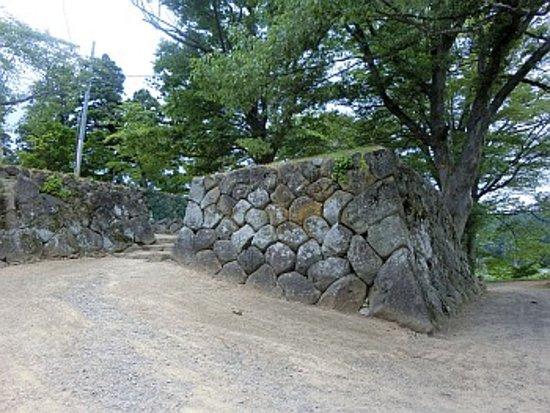 Iiyama, Япония: 虎口跡