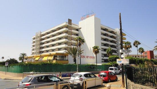 Las arenas apartamentos 1 5 for Appart hotel 93