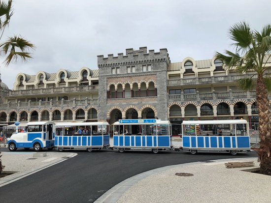 P'tit Train d'Hendaye