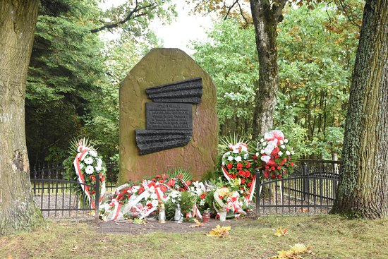 Pomnik bitwy pod Gruszka