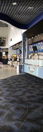 Galaxy Cinemas Vernon: Concession Stand