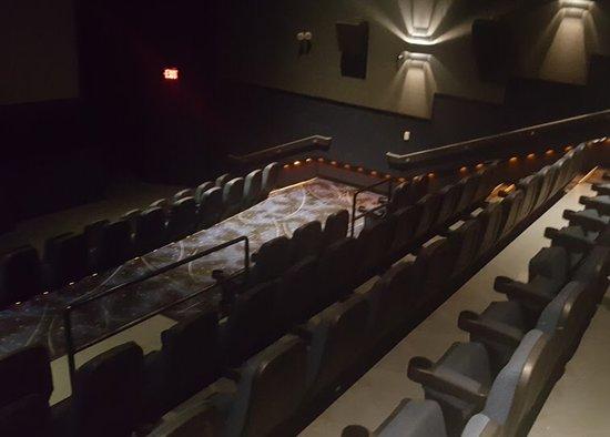 Galaxy Cinemas Vernon: Seating in Theatre