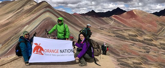 Orange Nation Peru