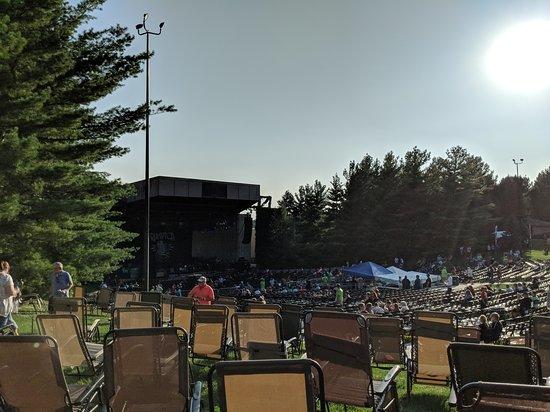 Pinewood Bowl Amphitheater