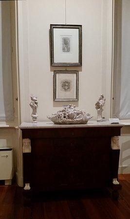 comò in legno e avorio - Picture of Magnani-Rocca Foundation ...