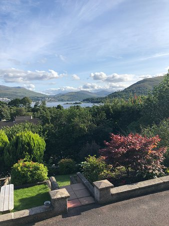 Corpach, UK: View from Front Door