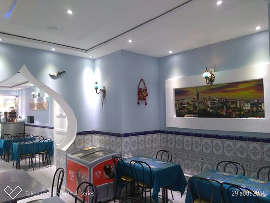 Nouvelle déco - Picture of snack bodrum, Saint-Omer ...
