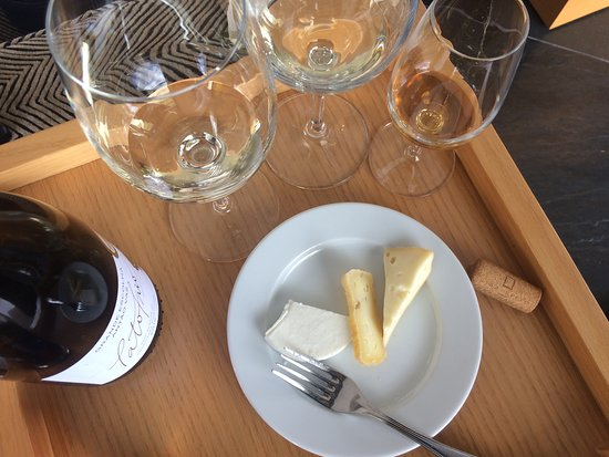 Vidigueira, Portugal: Wine and Cheese Tasting