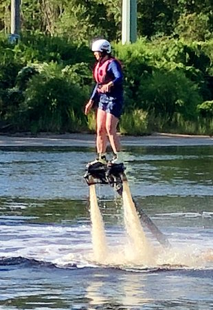 2 The Sky Flyboard Flyboarding