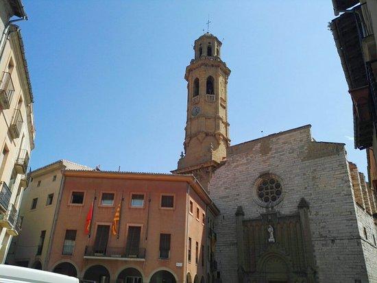 Iglesia de Sant Jaume y Campanario