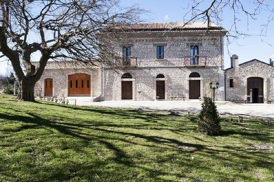 Bovino, Itália: Antica struttura ricettiva del 1700, finemente ristrutturata. Agriturismo