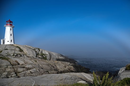 Smith's Cove, Καναδάς: Gorgeous afternoon at Point Prim with Greg Turner
