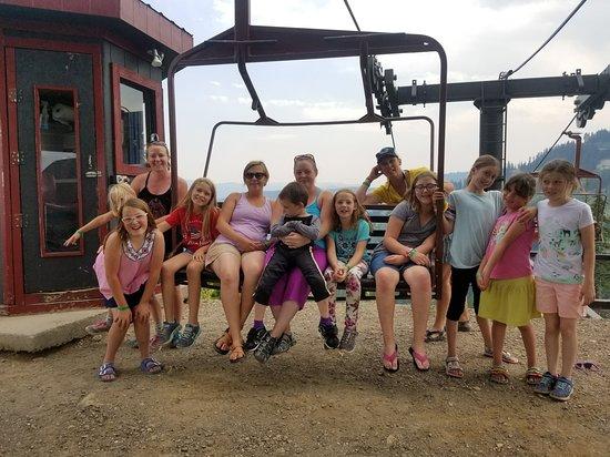 Kellogg, ID: Girl Scout Troop 3574! #GirlScoutsofMtandWy