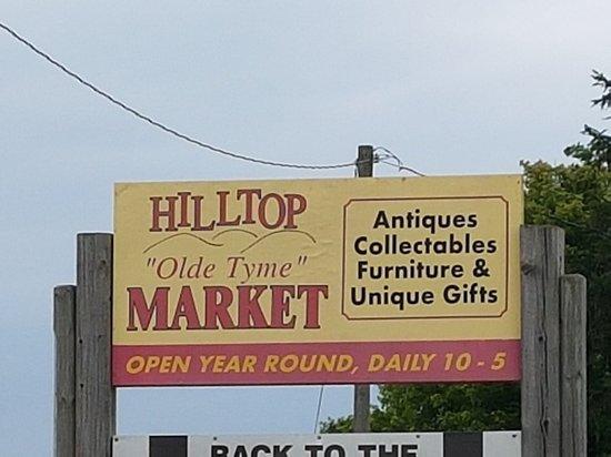 Hilltop Old Tyme Antiques Flea & Artisans Market