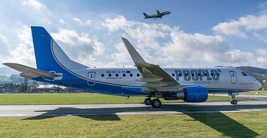 Flug Wien Dornbirn Und Retour Peoples Airline Reisebewertungen
