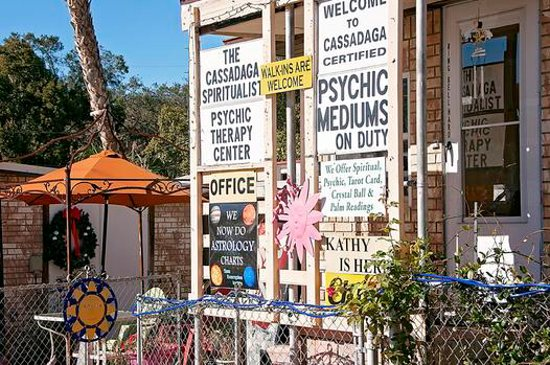 Cassadaga psychic center