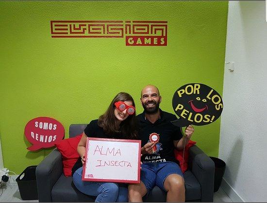 Evasion Games Escape Room
