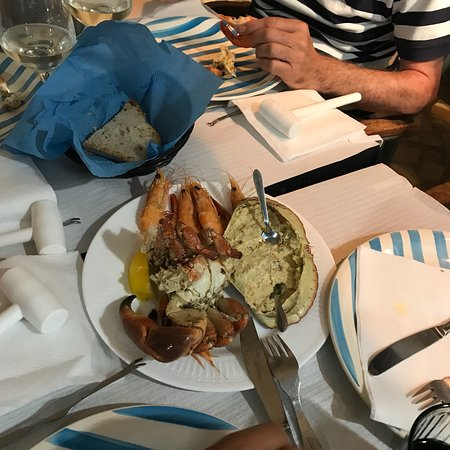 Petisqueira Remo: Fantastic crab. Always tastes superb.
