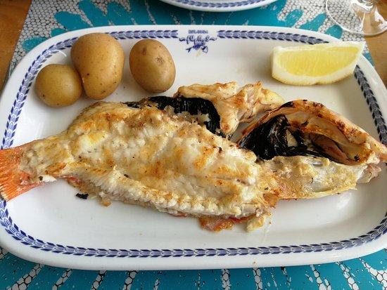 Restaurante Esplanada Furnas: Cantaril