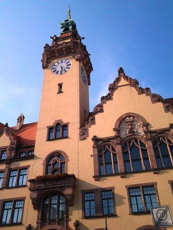 Rathaus Stadt Waldheim