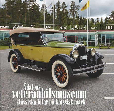 Ådalens Veteranbilmuseum