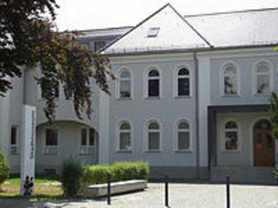 Aichach, Germany: Aussenansicht des Museums