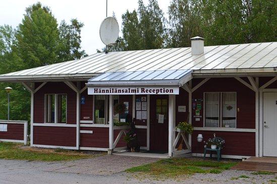 Viitasaari, Finland: рецепшн