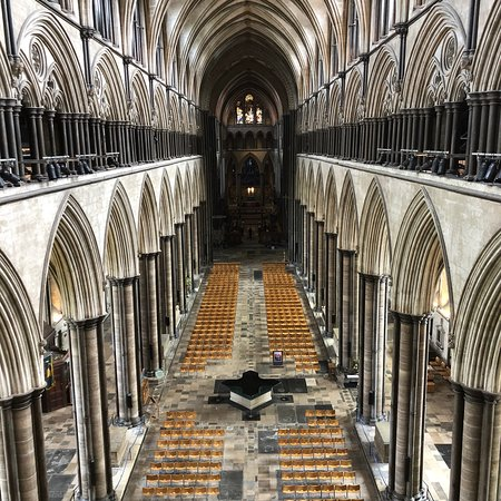 Salisbury Cathedral and Magna Carta 사진