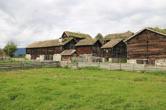 Kaupanger, Noruega: Freilichtmuseum