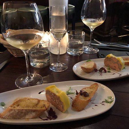 Great Food and Wine Pairing