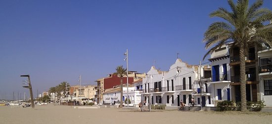 Sant Salvador, إسبانيا: playa